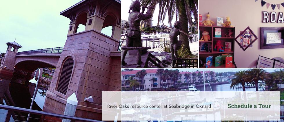 River Oaks resource center in Oxnard